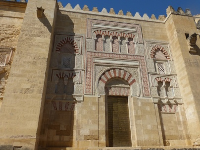 Mezquita, esterno
